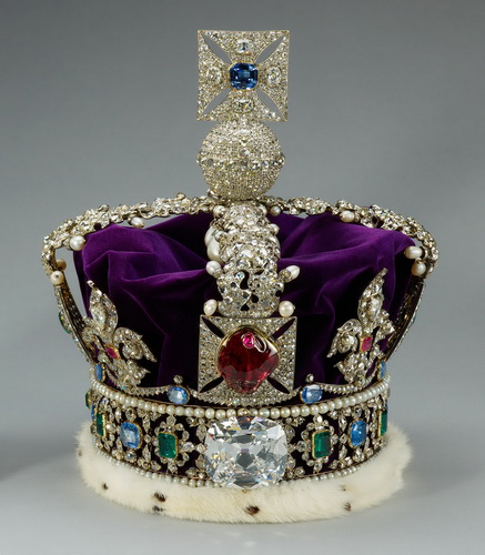 Imperial State Crown of Great Britain - Cullinan II